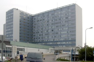 Окружной госпиталь в Хельсинки