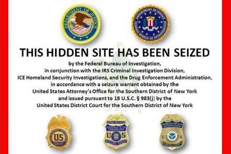Надпись на заблокированном сайте