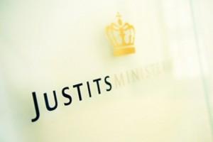 Министерство юстиции Дании