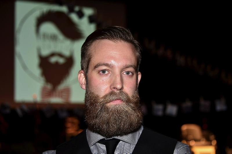 Плотник опередил более ста претендентов на звание лучшей бороды в Швеции