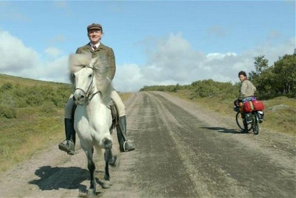 Кадр из фильма «О лошадях и людях»