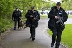 Британская полиция арестовала четырех человек по подозрению в терроризме