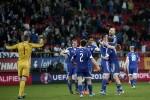 Сборная Фарерских островов переместилась на 82 позицию в рейтинге ФИФА
