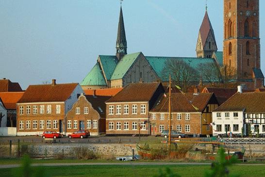 Рибе, старейший город в Дании
