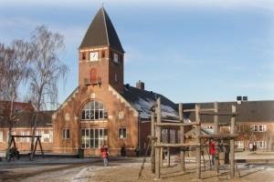 Школа в коммуне Хольбек