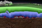 NASA опубликовало первый в мире 3D снимок гренландского ледникового щита