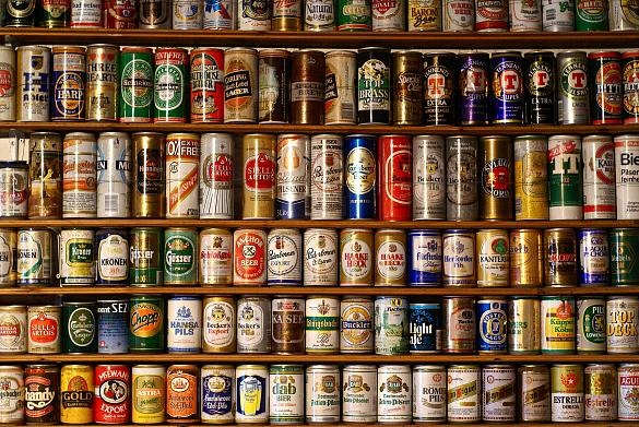 В Дании в 2014 году производилось 1014 наименований пива