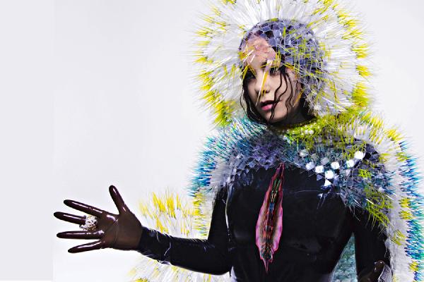 Фотосессия Бьорк к альбому «Vulnicura»