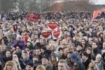 В Стокгольме протестуют против нападений на мечети