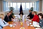 Норвегия наращивает сотрудничество с Евросоюзом