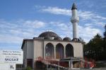Около шведской мечети найдена свиная голова