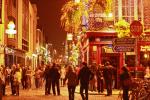 Ирландия на третьем месте в Европе по стоимости вечернего отдыха