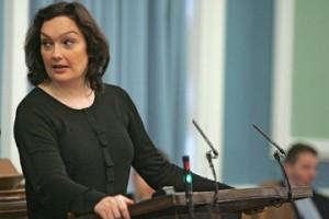 Глава МВД Исландии, Олоф Нордал