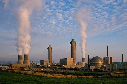 Атомный комплекс Селлафилд