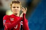 Норвежское футбольное дарование будет выступать за «Реал»