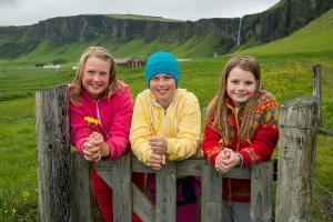Маленькие исландцы