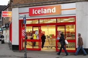 Исландский супермаркет