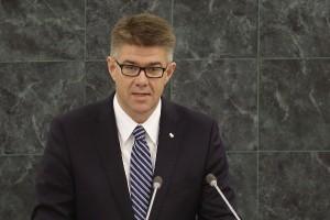 Министр иностранных дел Исландии Гуннар Браги Свейнссон