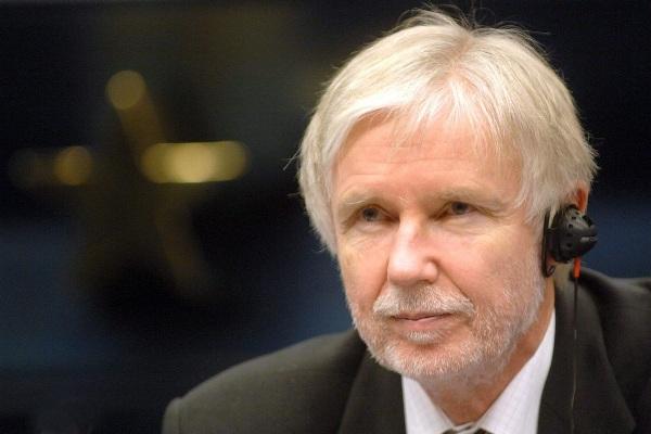 Министр иностранных дел Финляндии Эркки Туомиоя
