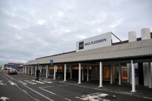 Терминал аэропорта Vagar