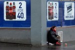 Норвегия запретила попрошайничество и пособничество нищим