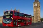В Лондоне пройдут три забастовки водителей автобусов