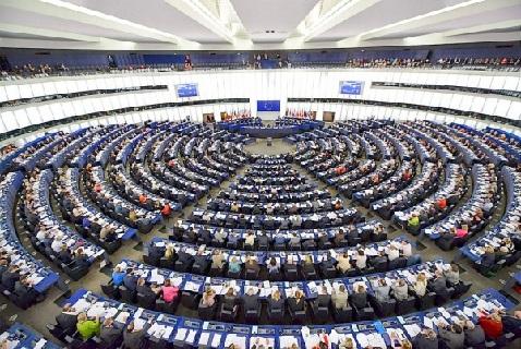 Европарламент, Страсбург