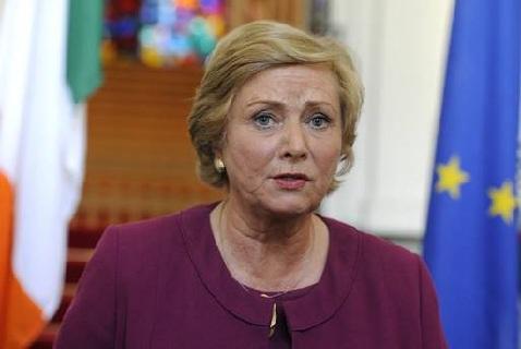 Министр юстиции Ирландии, Фрэнсис Фицджеральд