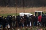 На похороны стрелка из Копенгагена пришли сотни человек