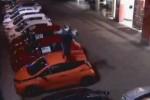 Подросток нанес ущерб в 5000 фунтов, прыгая по крышам автомобилей