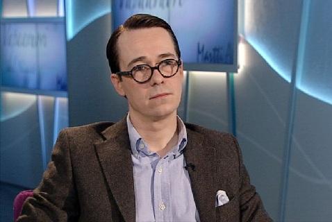 Министр обороны Финляндии Карл Хаглунд