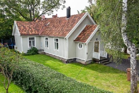 Дом в пригороде Стокгольма