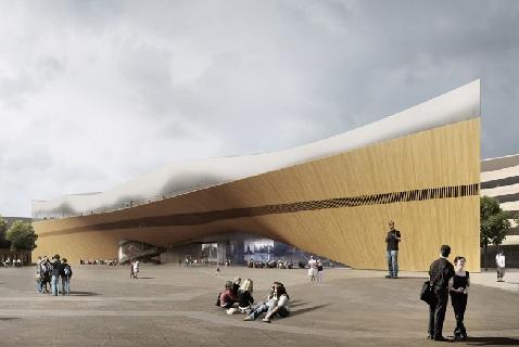 Проект библиотеки в Хельсинки