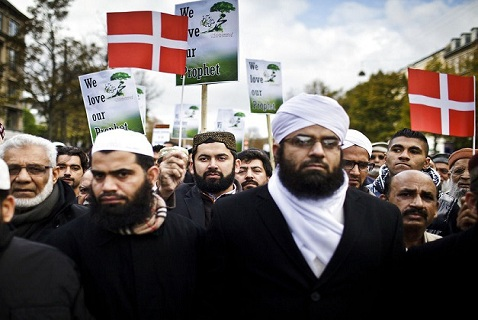 Датские мусульмане