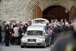 В Копенгагене простились с жертвой первого из двух недавних терактов