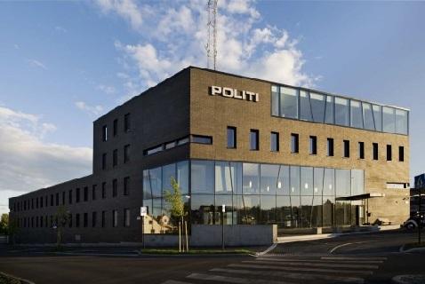 Полицейский участок Hamar