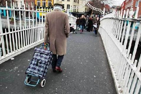Ирландский пенсионер