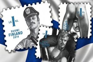 Серия марок Тома Финляндии