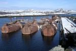 Норвегия опасается утечки радиации из списанных советских кораблей