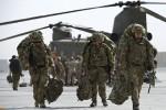 Британские войска усиливают свое присутствие в Иордании