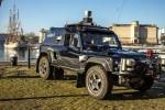 Великобритания начинает испытания автомобилей без водителей