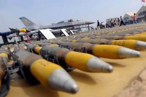 В ближайшие 10 лет Ближний Восток потратит на импорт вооружения не менее 110 миллиардов долларов
