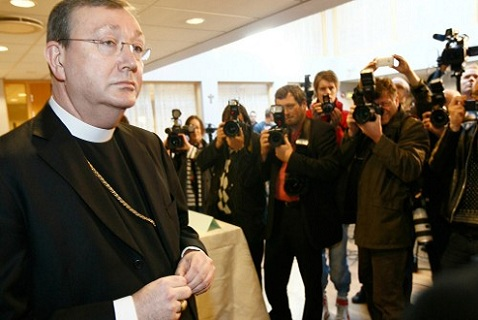 Бернт Эйдсвиг, епископ Осло