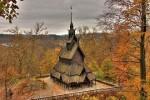 В Норвегии впервые сравнялось количество верующих и атеистов
