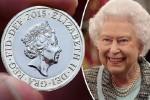 Новый портрет королевы на монетах представлен общественности