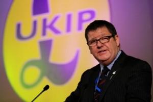 Майк Хукем, член Европарламента от Партии независимости Великобритании