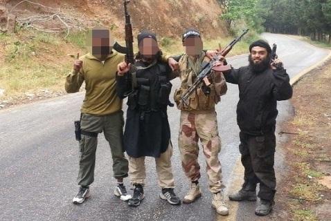 Лидер норвежского отделения ISIS Бастиан Васкез (фото из архивов норвежской полиции)