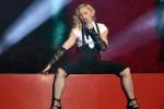 Мадонна выступит с первым концертом в столице Швеции