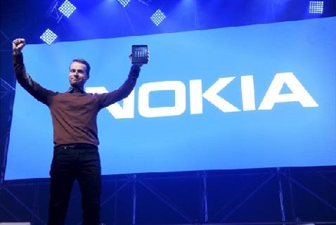 В 2014 году Nokia внесла 1040 заявок на патенты