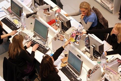 Офис в Дании